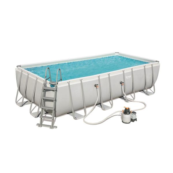 BESTWAY - Bestway piscina rettangolare 56466