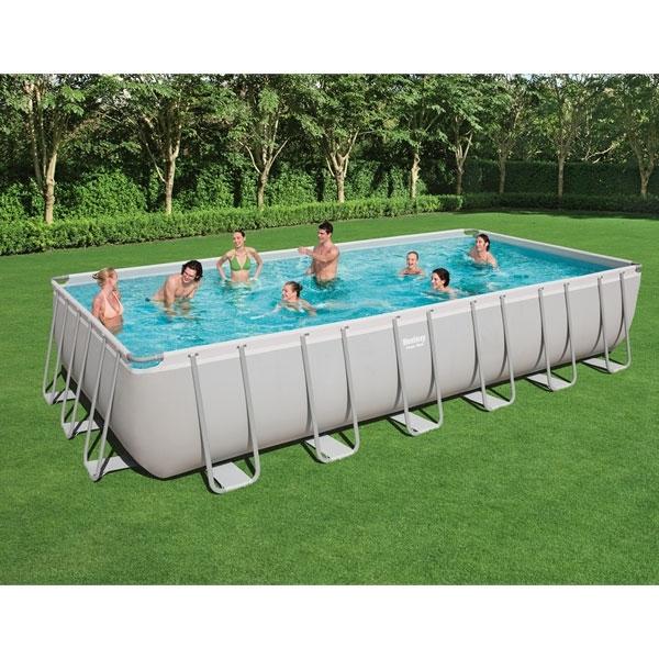 BESTWAY - Bestway piscina rettangolare 56475