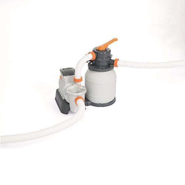 Pompa di filtraggio a sabbia