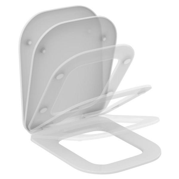 IDEAL STANDARD - sedile tonic II chiusura rallentata