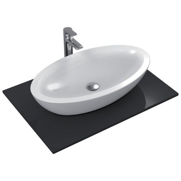 IDEAL STANDARD - lavabo strada 75X42 ovale appoggio