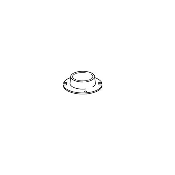 RINNAI - kit flangia diametro 80