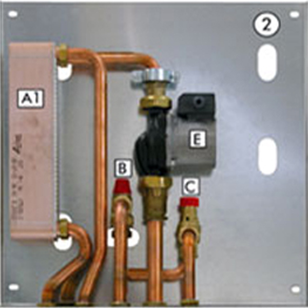EDILKAMIN - kit per canalizzare aria calda