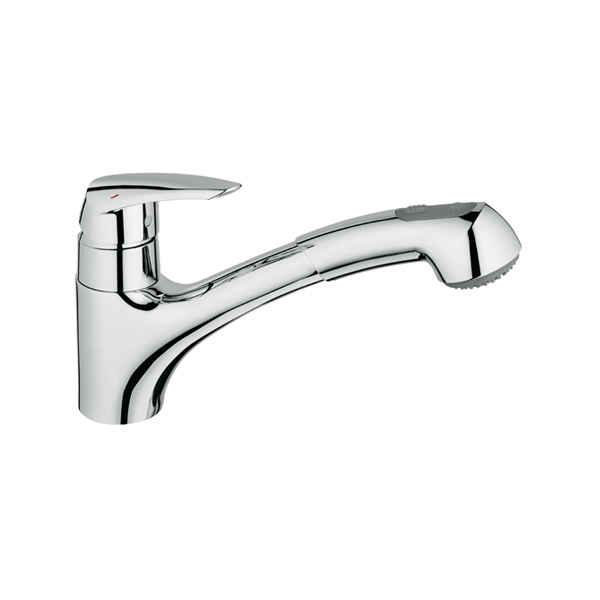 GROHE - EURODISC MIX SINGLE-LEVER SINK MIXER