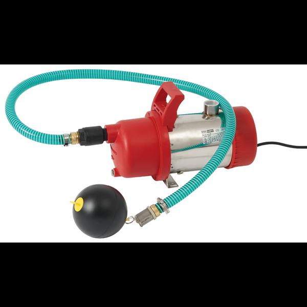 OTTO GRAF GMBH - pompa integra inox