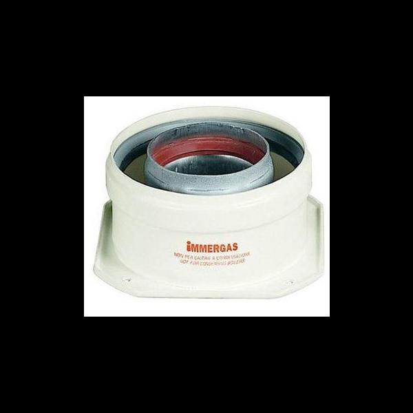 IMMERGAS S.P.A. - kit tronchetto flangiato D.60/100