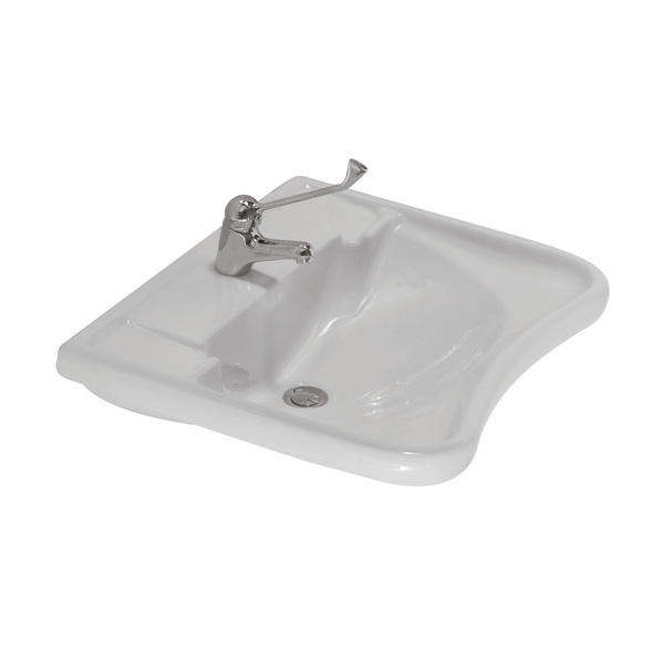 GLOBO - miscelatore lavabo ausiliare