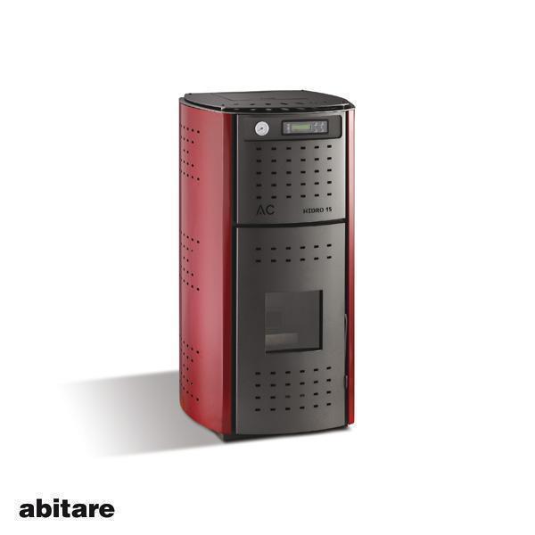 AMBIENTE & CALORE - termostufa idro 15