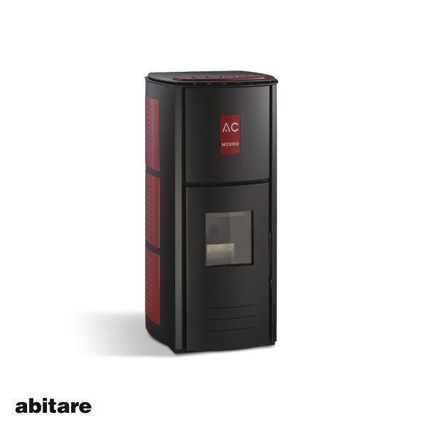 AMBIENTE & CALORE - termostufa idro 1 ceramica 20 KW