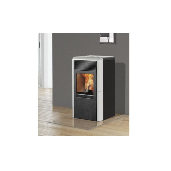 ITALIANA CAMINI - stufa a pellet POINT PLUS KW 8