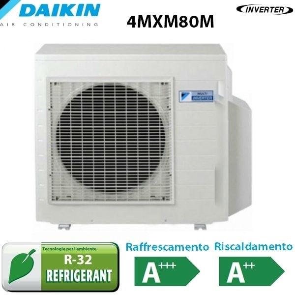 DAIKIN - multisplit unità esterna serie MXM