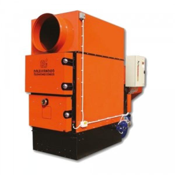 D'ALESSANDRO - generatore aria calda GS 130 KW