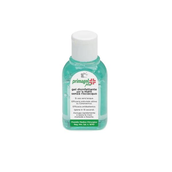 IDROSOLUZIONI SRL - Primagel Plus disinfettante 50 ml