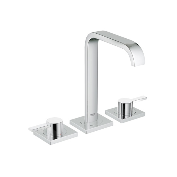 GROHE - ALLURE 3 HOLE BASIN MIXER DRUMS