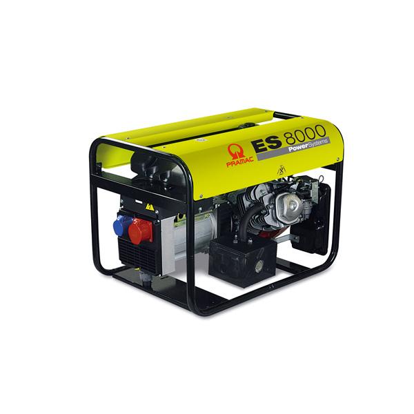 PRAMAC SPA - generatore di corrente pramac E8000