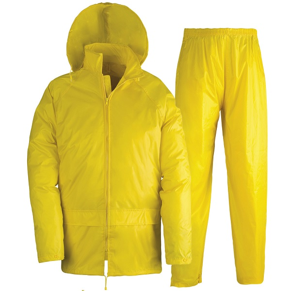 MORGANTI SPA - KAPRIOL - Impermeabile Rain giallo XL