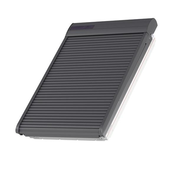 Tapparella Integra solare alluminio