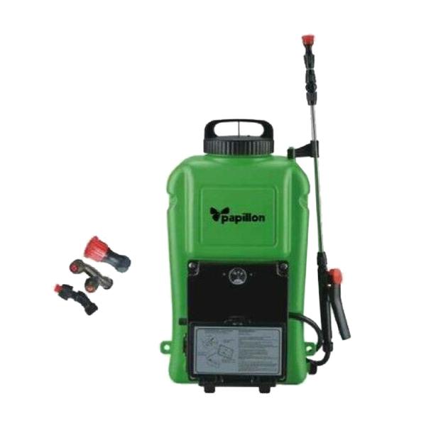 FISSORE DOMENICO S.R.L. - Pompa a spalla con batteria litio